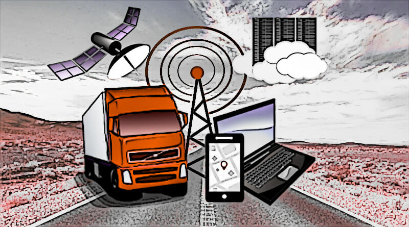 Improving Efficiency and Productivity in Your Fleet with GPS