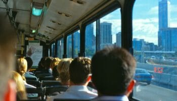 be productive while commuting