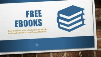 Free eBooks - Best Websites with a Collection of eBooks