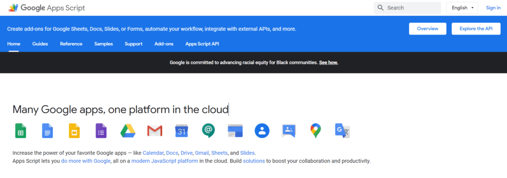 Share Google Sheets data without giving access to it - Google Aps Script